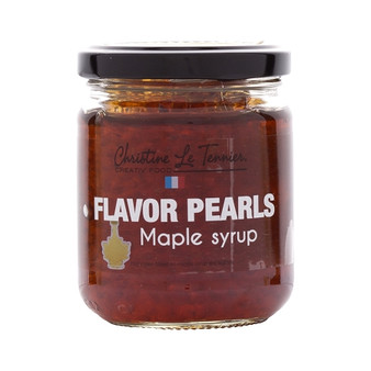 Christine Le Tennier Flavor Pearls - Maple Syrup