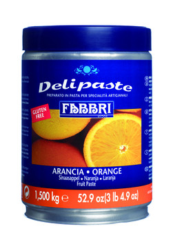 Fabbri Delipaste - Orange 1.5kg