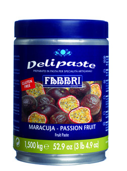 Fabbri Delipaste - Passion Fruit 1.5kg