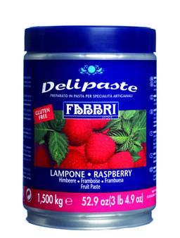 Fabbri Delipaste - Raspberry 1.5kg
