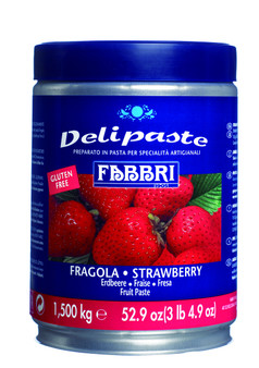 Fabbri Delipaste - Strawberry 1.5kg