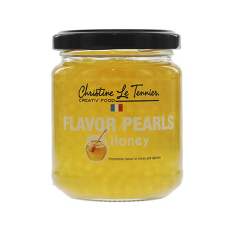 Christine Le Tennier Flavor Pearls - Honey