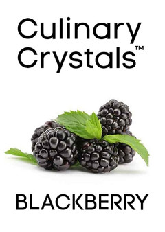 Culinary Crystals - Blackberry Flavor Drops