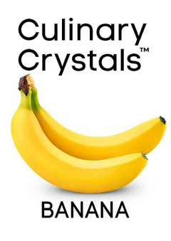 Culinary Crystals - Banana Flavor Drops