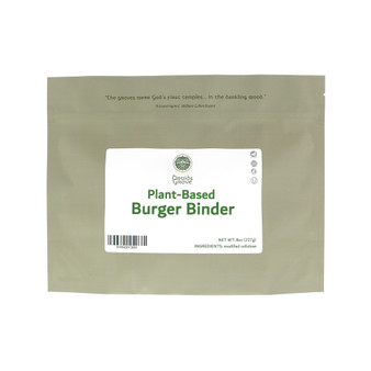 Druids Grove Plant-Based Burger Binder