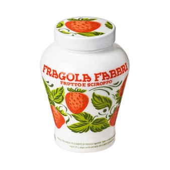 Fabbri Strawberry Opaline - 600g