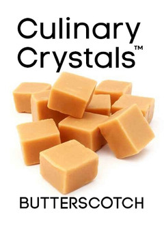 Culinary Crystals - Butterscotch Flavor Drops