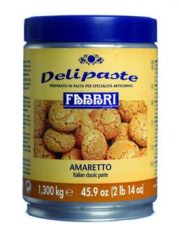 Fabbri Delipaste - Amaretto 1.3kg