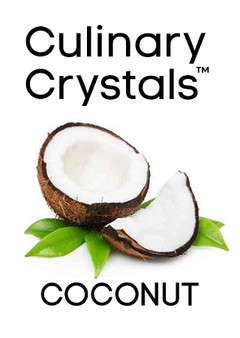 Culinary Crystals - Coconut Flavor Drops