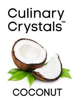 Culinary Crystals - Coconut Flavor Drops