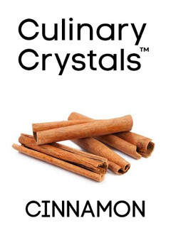 Culinary Crystals - Cinnamon Flavor Oil Drops