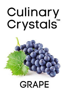 Culinary Crystals - Grape Flavor Drops