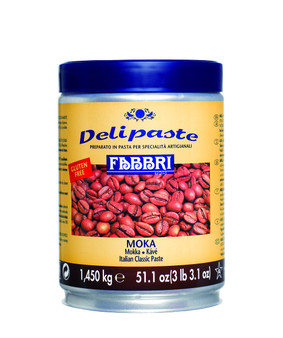 Fabbri Delipaste  - Coffee 1.35kg