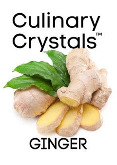 Culinary Crystals - Ginger Flavor Oil Drops