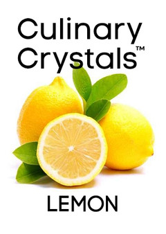 Culinary Crystals - Lemon Flavor Oil Drops