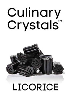 Culinary Crystals - Licorice Flavor Drops