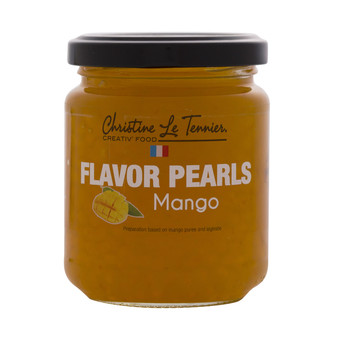 Christine Le Tennier Flavor Pearls - Mango