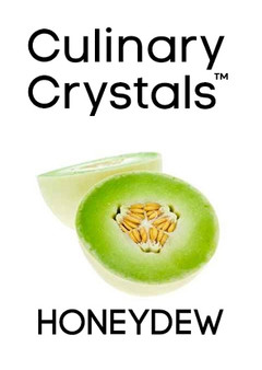 Culinary Crystals - Honeydew Flavor Drops
