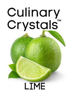 Culinary Crystals - Lime Flavor Oil Drops