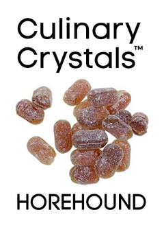 Culinary Crystals - Horehound Flavor Drops