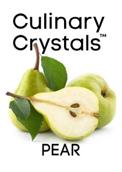 Culinary Crystals - Pear Flavor Drops