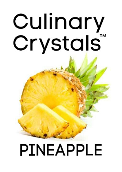 Culinary Crystals - Pineapple Flavor Drops