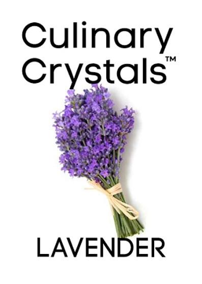 Culinary Crystals - Lavender Flavor Oil Drops