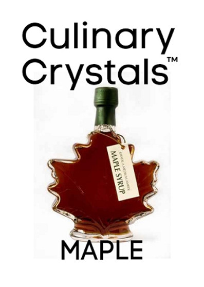 Culinary Crystals - Maple Flavor Drops