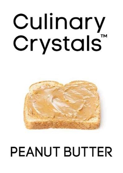 Culinary Crystals - Peanut Butter Flavor Drops