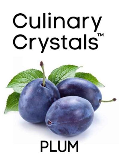 Culinary Crystals - Plum Flavor Drops