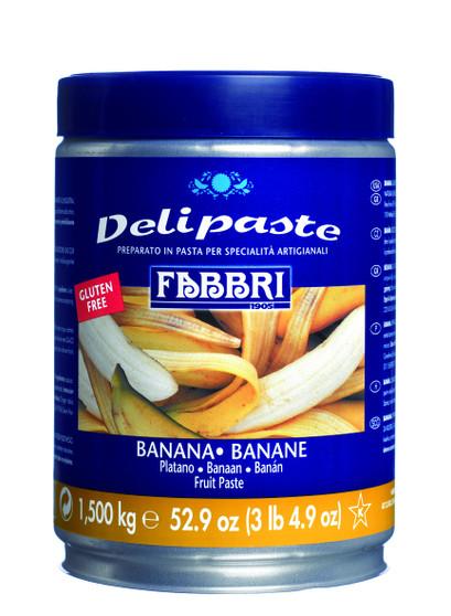 Fabbri Delipaste - Banana 1.5kg