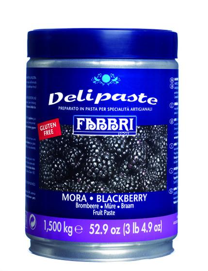 Fabbri Delipaste - Blackberry 1.5kg