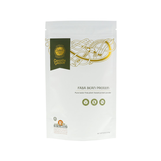 Druids Grove Faba Bean Protein Concentrate