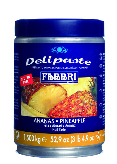 Fabbri Delipaste - Pineapple 1.5kg