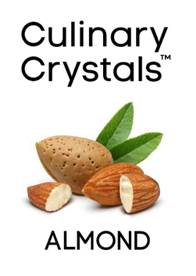 Culinary Crystals - Almond Flavor Drops
