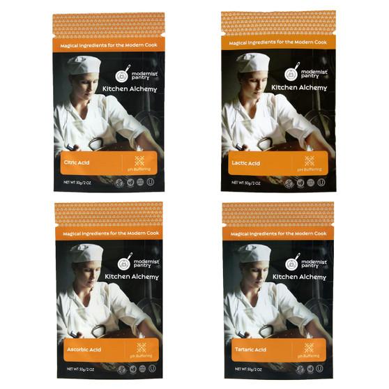 Culinary Acids Combo Pack
