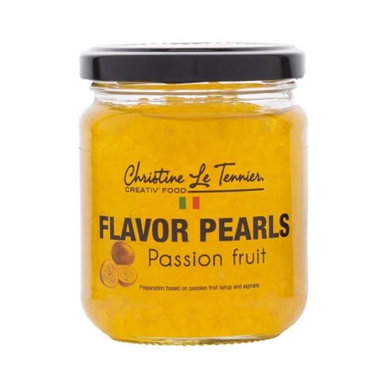 Christine Le Tennier Flavor Pearls - Passion Fruit