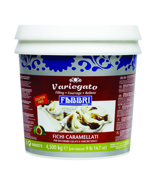 Fabbri Marbling - Caramelized Figs 1.5kg