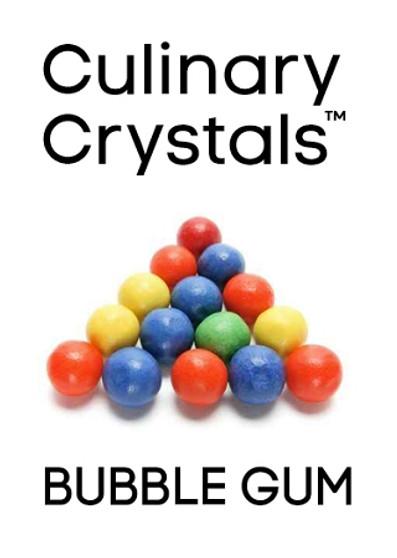 Culinary Crystals - Bubble Gum Flavor Drops