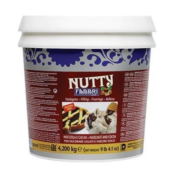 Fabbri Marbling - Nutty Hazelnut & Cocoa 4.2kg