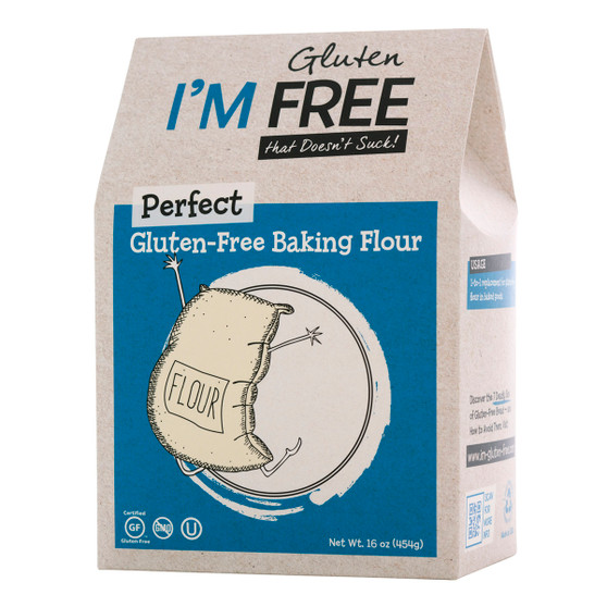 I'm Free Perfect Gluten-Free Baking Flour