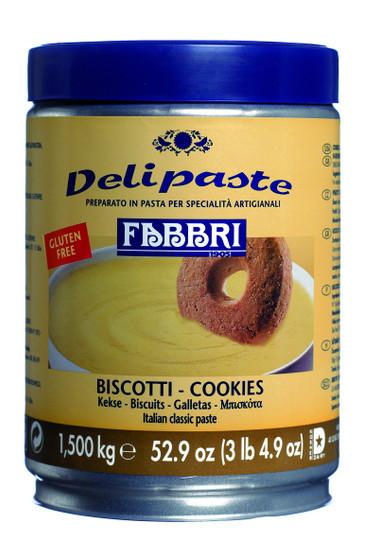 Fabbri Delipaste - Biscotti 1.5kg