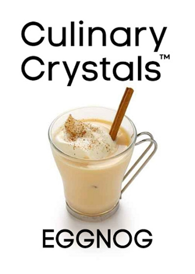 Culinary Crystals - Eggnog Flavor Drops