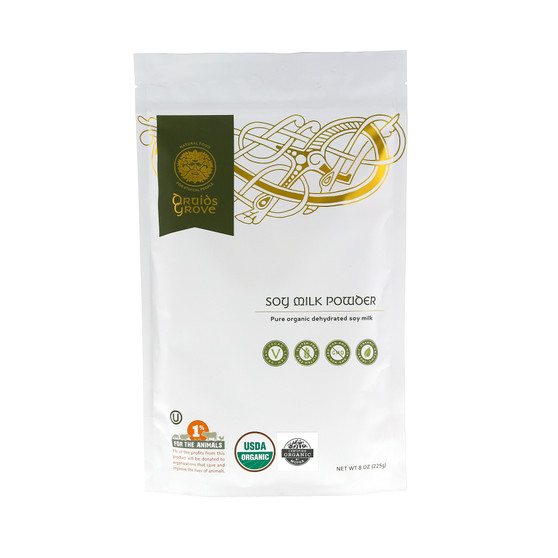 Druids Grove Soy Milk Powder (Organic)