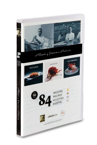 Ferran Adria's Ingenios DVD