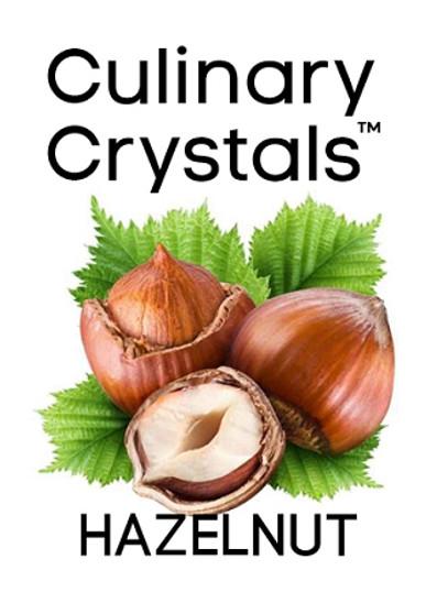 Culinary Crystals - Hazelnut Flavor Drops