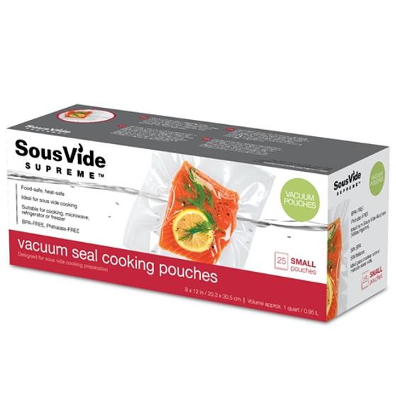 Sous Vide Supreme Vacuum Seal Bags/Pouches