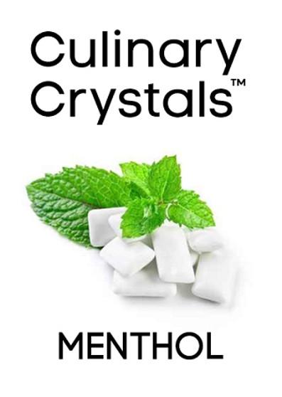 Culinary Crystals - Menthol Flavor Drops