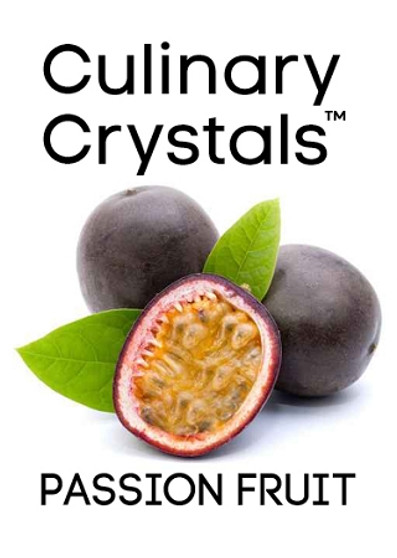 Culinary Crystals - Passion Fruit Flavor Drops