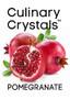 Culinary Crystals - Pomegranate Flavor Drops